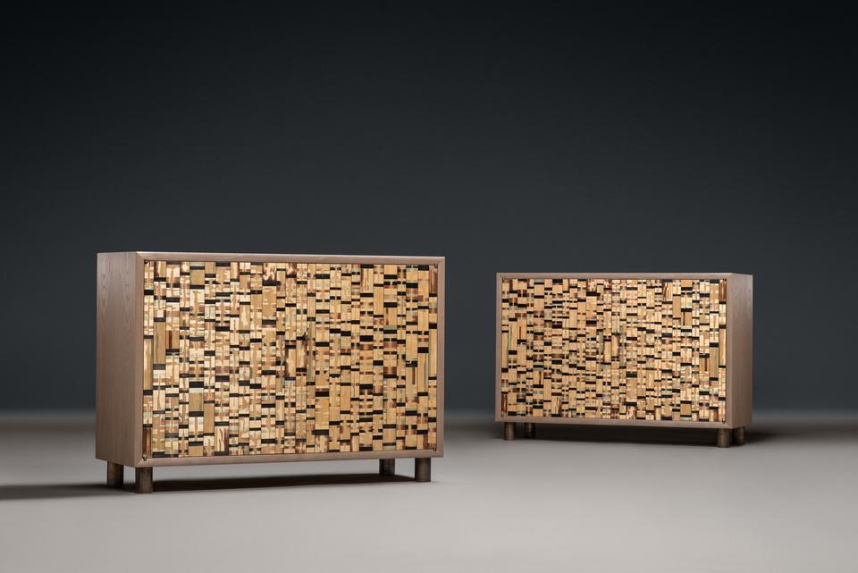 FG004644, Acadia Low Cabinet