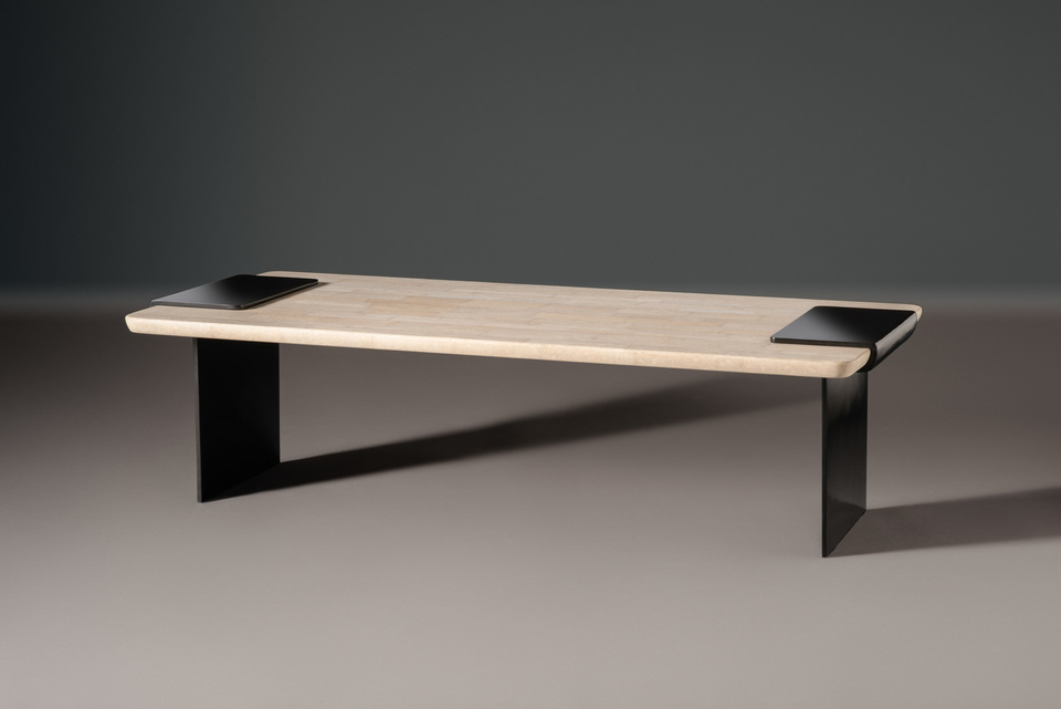 FG004649, Massif Coffee Table