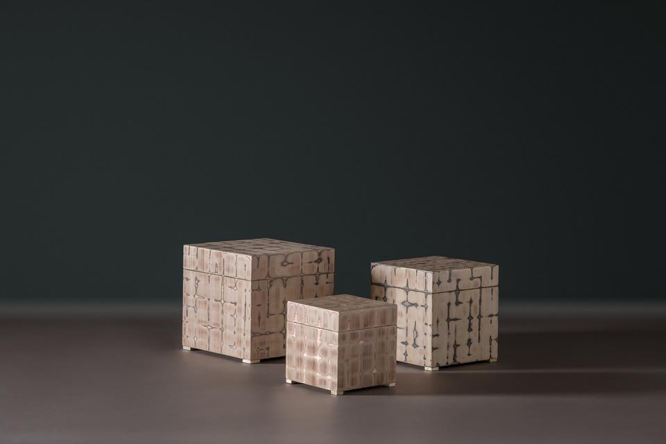 FG004230, FG004229, FG004228, Mantle Boxes