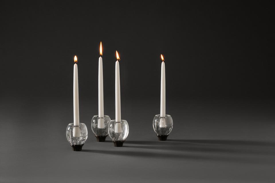 FG004094, Orb Candleholders